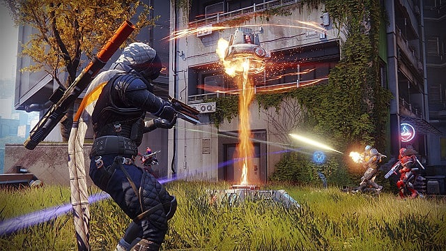 Free Destiny 2 gives players a load of content, including PvP