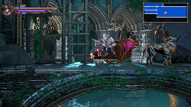 Bloodstained: Ritual of the Night Where To Find The Warhorse Key and Door |  Bloodstained: Ritual of the Night