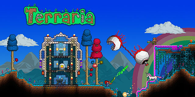 New Terraria Update 1 3 Bridges Gap Between PC and Console