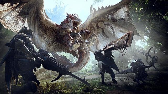 monster hunter world guide how to mount monsters