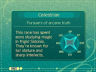 Celestrian Racial Stats Etrian Odyssey 5 Ultimate Guide to Building Parties and Classes