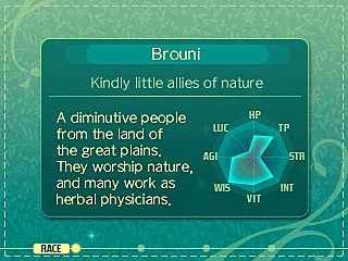 Brouni Racial Stats Etrian Odyssey 5 Ultimate Guide to Building Parties and Classes
