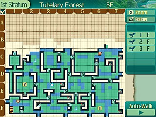 Fill in the Map with Meticulous Detail in Etrian Odyssey 5 Beginner's Guide