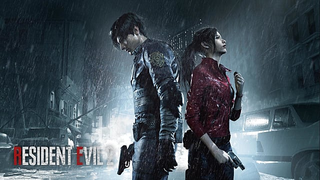 Completing All The Records In The Resident Evil 2 Remake Part One