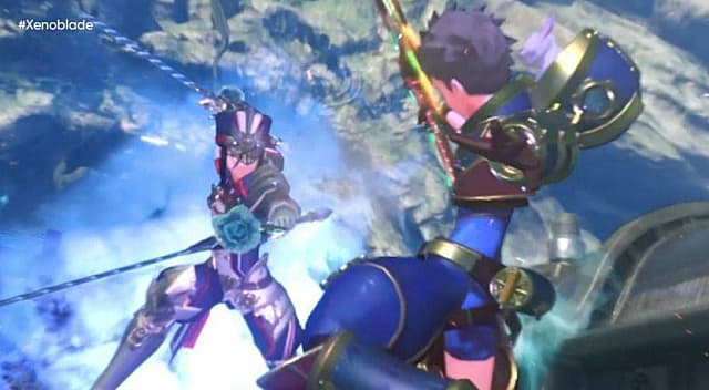 Xenoblade Chronicles 2 Review XC2 Graphics Art Style and Music