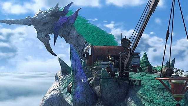 Xenoblade Chronicles 2 Review XC2 Story and Plot
