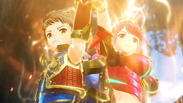 xenoblade chronicles 2 guide best ways to grind for rare blades