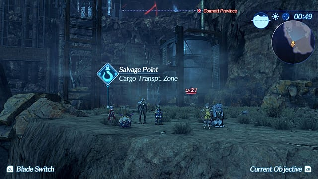 Xenoblade Chronicles 2 Rare Blades Guide How to Grind or Farm for Legendary and Rare Core Crystals XC2