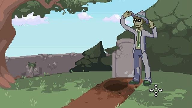 Zombie Society: Dead Detective