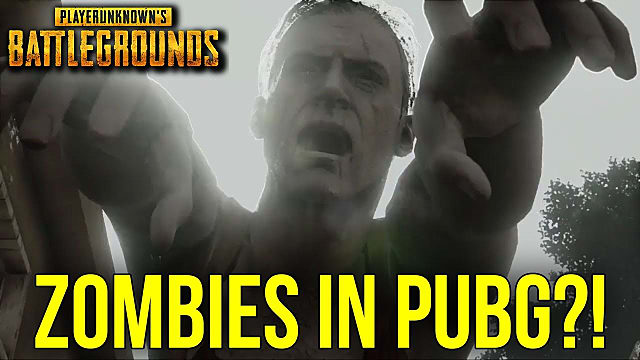 pubg how to join a zombie game