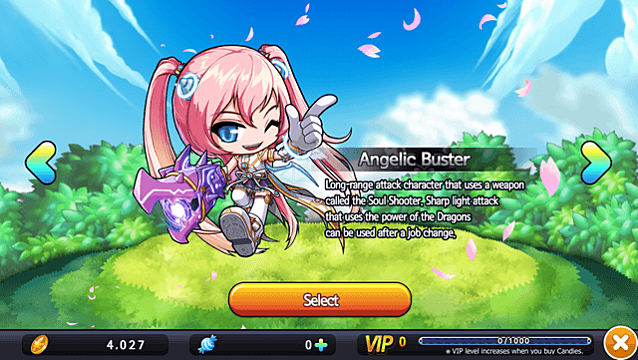 Maplestory Best Class 2020.Pocket Maplestory Angelic Buster Class Guide Levels 1 10