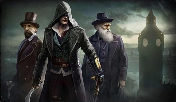 Pre Ordering Assassin S Creed Syndicate Gets You Dickens And Darwin Assassins Creed Syndicate