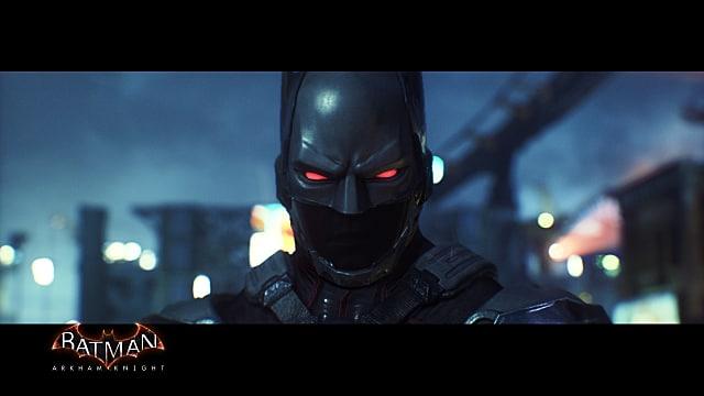 Photo Modes Batman Arkham Knight