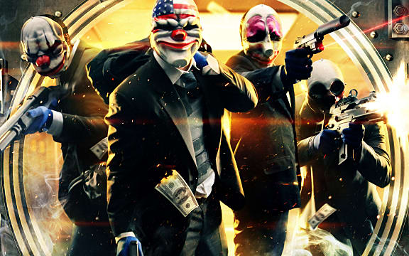 OVERKILL announces Limited Edition of Payday 2 Crimewave Edition