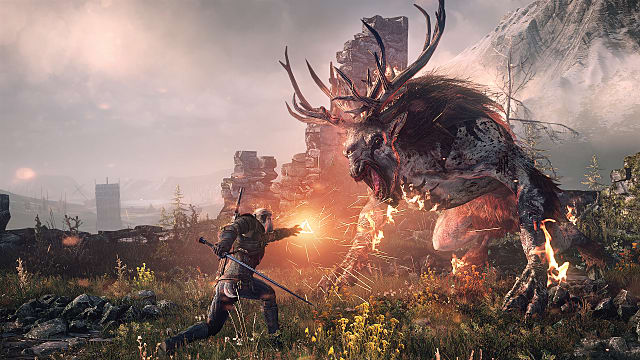 The Witcher 3: PC Crash and Performance Issues Fix Solutions