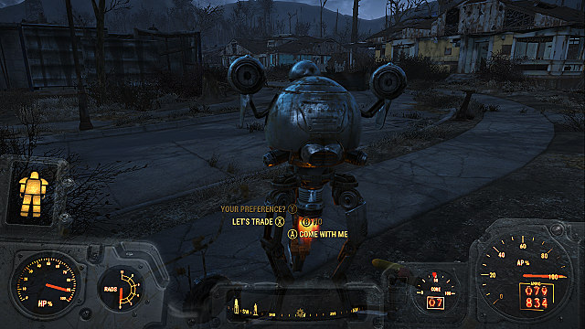 Fallout 4 Guide: Companion Location and Perk List   Fallout 4