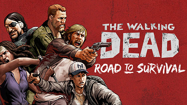 Image result for the walking dead road to survival
