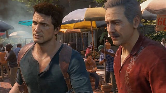 Watch Uncharted 4 S Dazzling New Gameplay Footage From E3