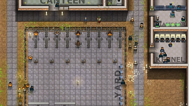prison architect how to sell prison
