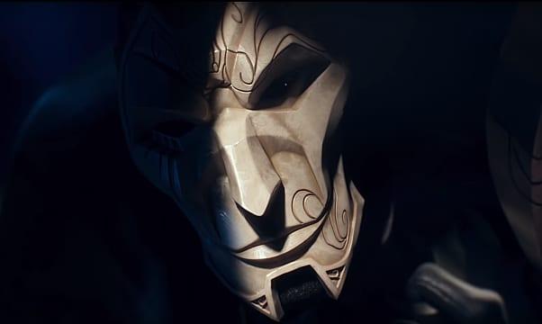 Bra Utgivningsdatum: 2018 skor Face of new League of Legends champion Jhin revealed   League of ...