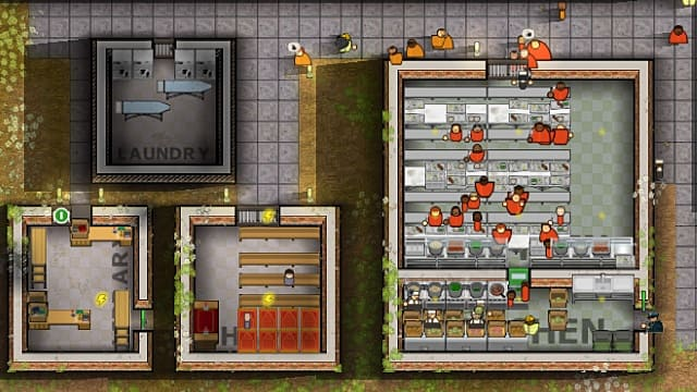 Prison Architect How To Guide Satisfying Your Inmates Needs