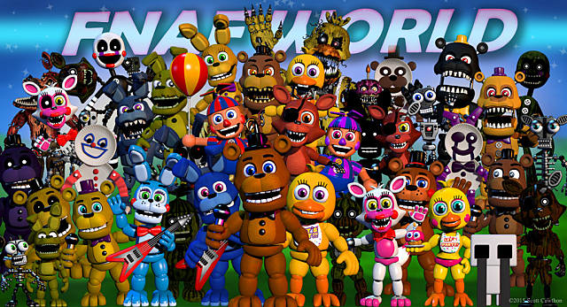 scott cawthon pulls fnaf world from steam apologizes for
