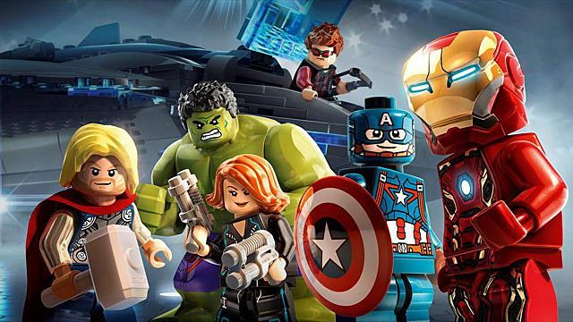 LEGO Marvel\'s Avengers: Character Unlock Guide | Lego Marvel ...