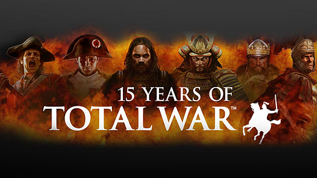 Play 7 Total War games for free this weekend