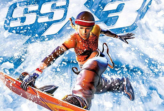 Rewind Review: SSX 3 | SSX 3