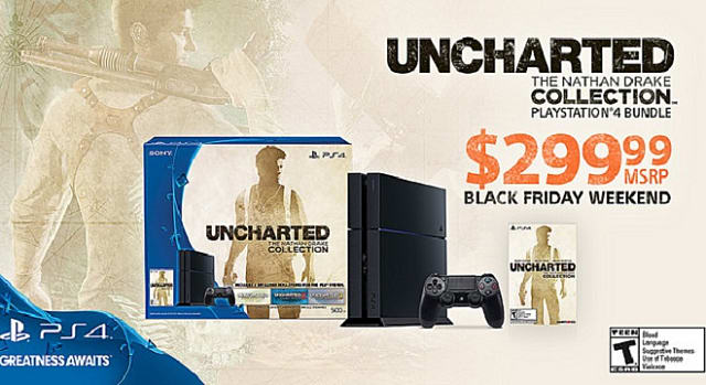 Playstation S Uncharted The Nathan Drake Collection Ps4