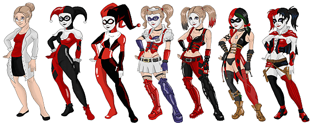 How the Arkham games changed Harley Quinn forever