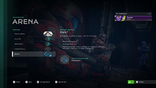 Halo 5: Guardians Ranking System Guide