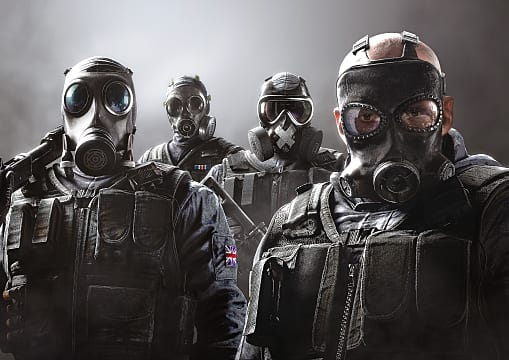 the number of maps rainbow six siege will launch with