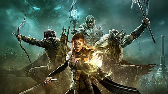 Elder Scrolls Online welcome differences between P2P and F2P