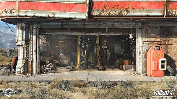 Ex-Bethesda employee leaked Fallout 4 details nearly a year