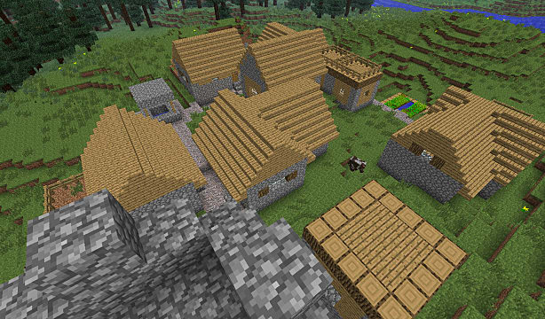 What Is The Best Minecraft Seed For Building