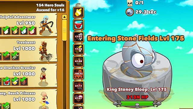 Clicker Heroes Beginner's Guide and Tips: More Rubies, Ancients, and