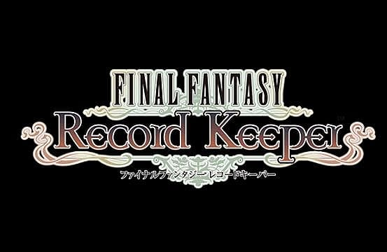 Mobile Game Final Fantasy Record Keeper Hits 1 Million Downloads
