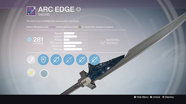 Destiny The Taken King How To Get Legendary And Exotic Swords