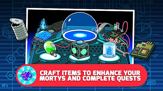 Pocket Mortys Crafting Recipe Guide
