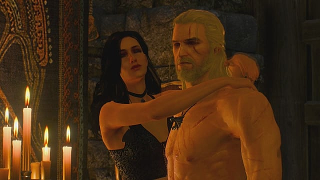 New Witcher 3 patch to expand on romance | The Witcher 3