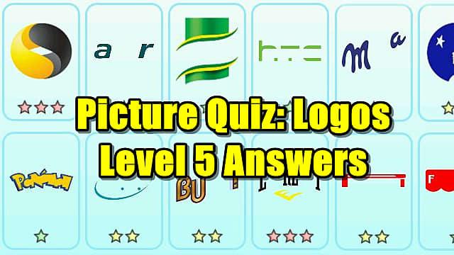 Picture quiz logos level 5 answers picture quiz logos altavistaventures Image collections