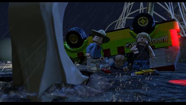 Lego Jurassic World Review | LEGO Jurassic World