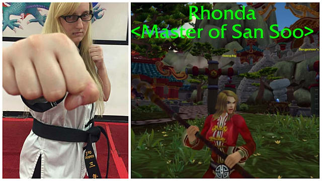 WoW Legion's Rhonda isn't Rousey   say hello to Blizzard's