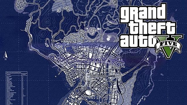 minecraft pc gta 5 map download
