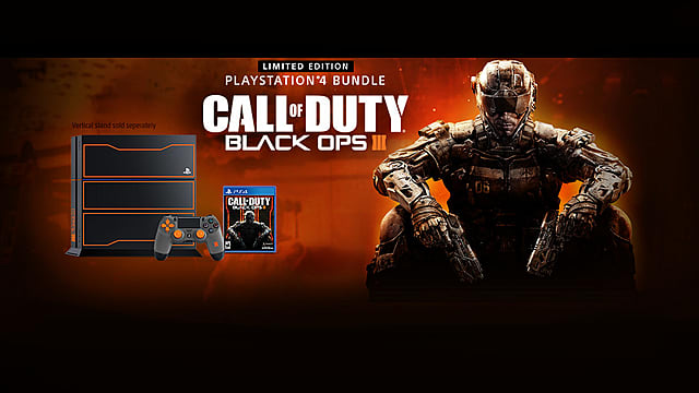 New Black Ops 3 Limited Edition Ps4 Bundle 1tb Space Bonus