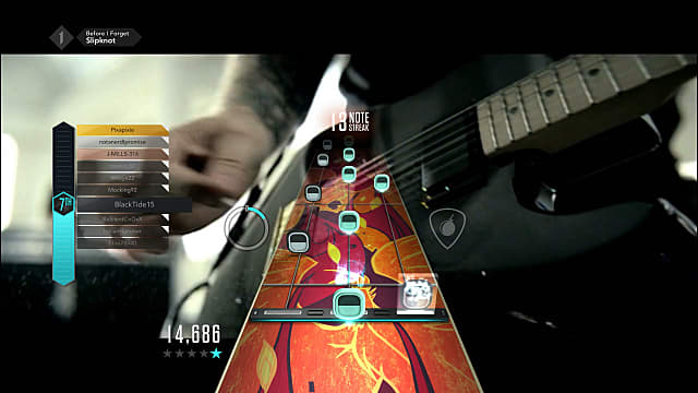 How To Play Hammer On Bar Chords In Guitar Hero Live Tutorial