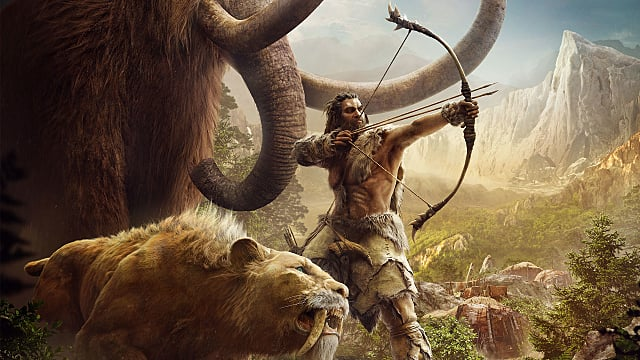 Far Cry Primal Available For Early Digital Download With Free Bonus Game