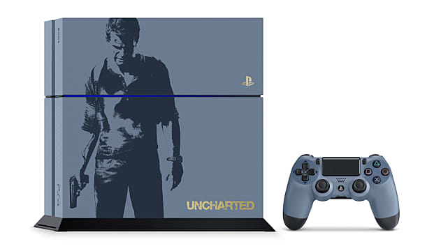 Uncharted 4: A Thief's End PlayStation 4 bundle to be released!