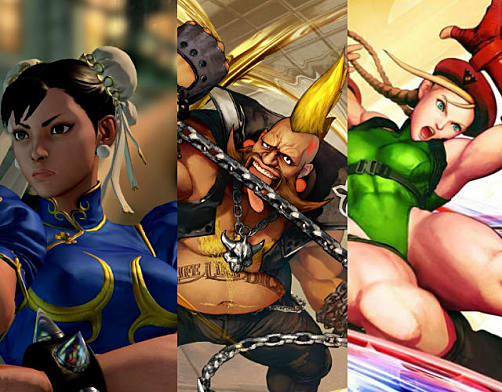 Street Fighter V Moves List Mastering Birdie Cammy And Chun Li